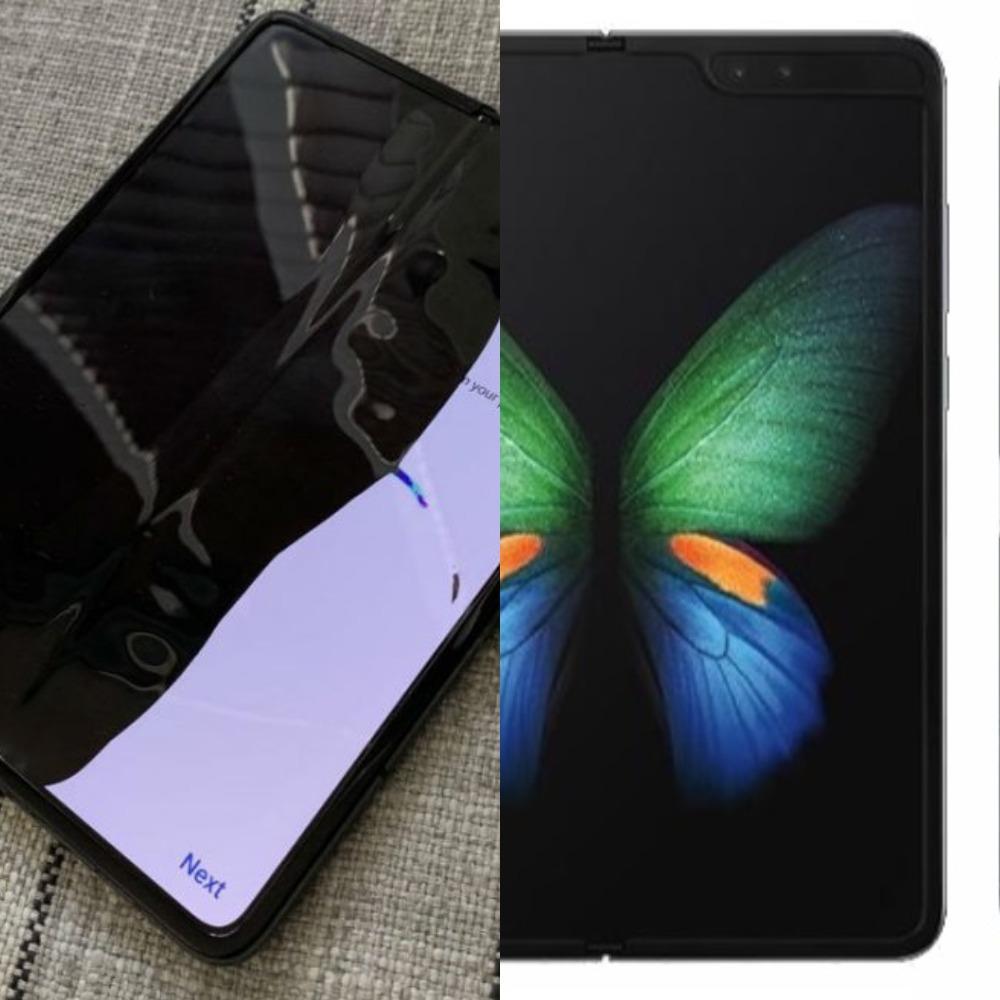 Samsung решила проблемы с экраном гибкого смартфона Galaxy Fold