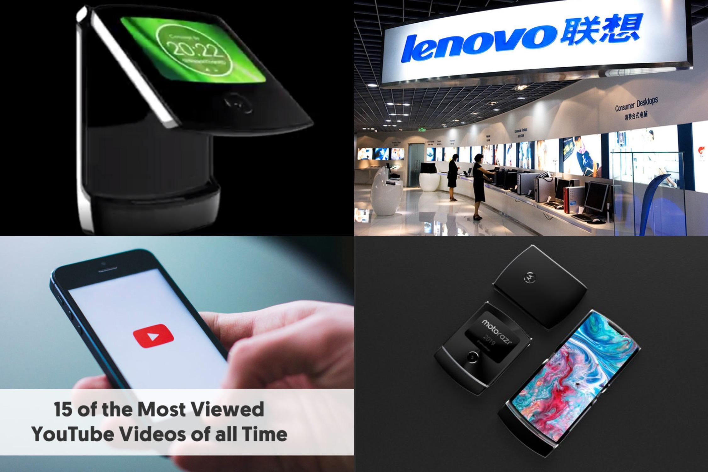 Lenovo опять уличили в обмане — на этот раз со складным смартфоном Motorola RAZR