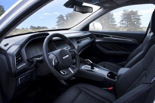 «Убийца» Tucson и Mazda CX-5: Особенности нового «китайца» Haval F7 раскрыл эксперт