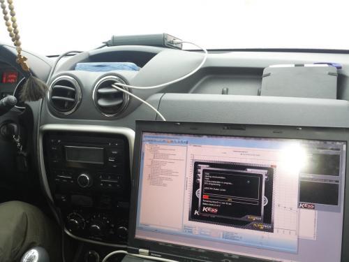«Чипанул» газовый Renault Duster: Автовладелец провел необычный эксперимент