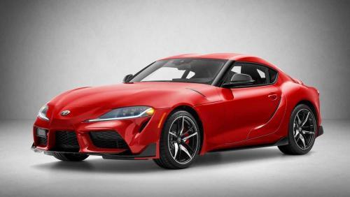 Toyota Supra: Возрожденный японский спорткар в обвесе TRD вышел на домашний рынок