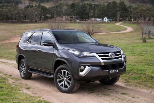 Что лучше – бензин или дизель? О выборе более выгодной версии Toyota Fortuner рассказал эксперт