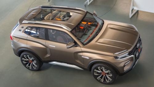 LADA 4x4 Vision не выйдет в серию? «АвтоВАЗ» прояснил судьбу концепта
