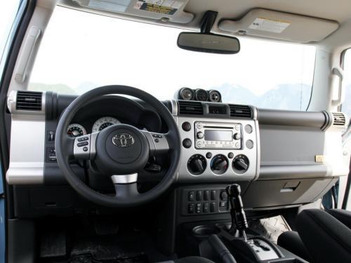 «Больше не хочу Хаммер»: Особенности Toyota FJ Cruiser раскрыл блогер