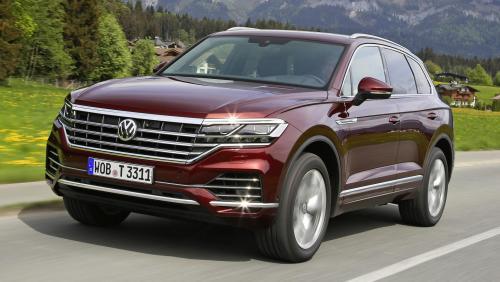 «Переворот в сегменте роскошных SUV!»: Восторгами от нового Volkswagen Touareg поделился блогер