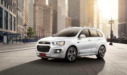 Начались продажи новой генерации паркетника Chevrolet Captiva