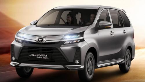 «Убийца» Mitsubishi Xpander: Toyota Avanza пользуется ажиотажным спросом