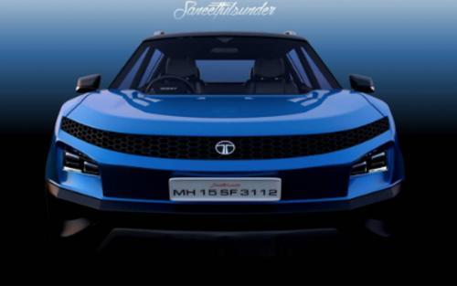 Новый кроссовер от Tata станет конкурентом Hyundai Creta