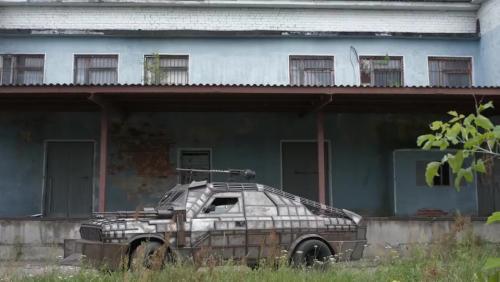 «Белорусский Киллдозер»: В сети обсудили апокалиптический тюнинг ГАЗ-24