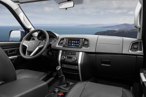 «Одна звезда – и крест на водителе»: Результатами краш-теста УАЗ «Патриот» поделился эксперт
