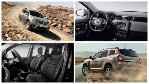 Стали известны свежие подробности о кроссовере Renault Duster нового поколения