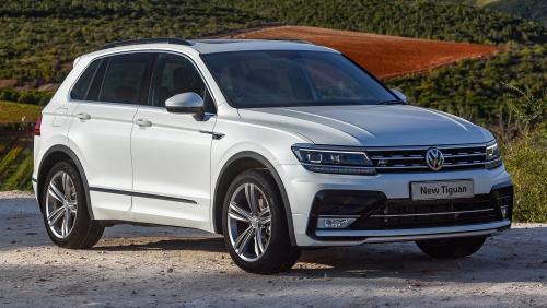 «Переднего привода хватает за глаза»: Впечатлениями от нового Volkswagen Tiguan поделился владелец