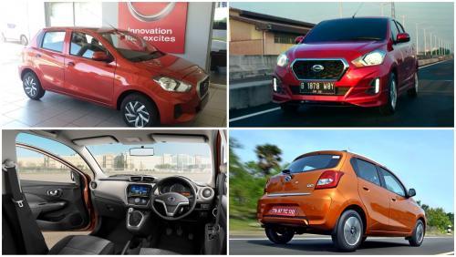 Datsun начинает продажи хэтчбеков Datsun GO и GO+ от 300 000 рублей