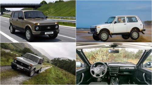 «АвтоВАЗ» заменит боковые «поворотники» проблемных LADA 4x4