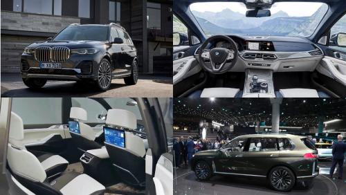 Небезопасный BMW X7: В России отзывают все новые кроссоверы 2019 года