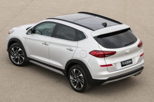 «Тушкан» вжимает в сиденье! Эксперт испытал самый мощный Hyundai Tucson 2019 с турбодвижком