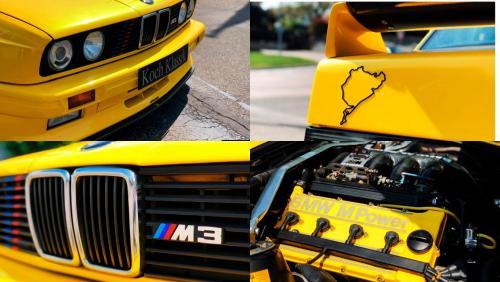 Тюнеры из ClassicDrivers доработали BMW M3 «DTM Edition» 1990 года выпуска