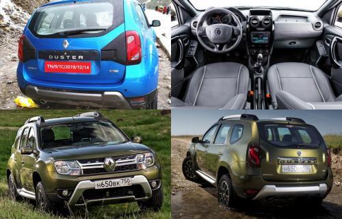 Ожидание ради разочарования: Показан обновленный Renault Duster без камуфляжа