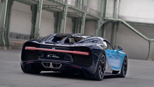 Самый «агрессивный»: Тюнинг-ателье Mansory представило обновленный Bugatti Chiron