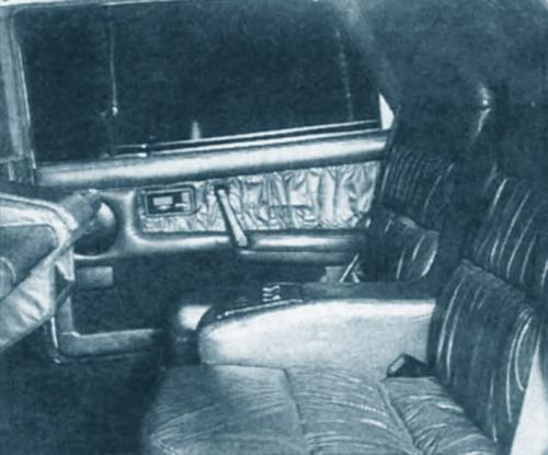 Хорошо забытое старое: В сети вспомнили проект лимузина на базе ВАЗ-21099