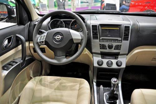 Китайский аналог нового Hyundai Santa Fe в лице Haima 8S выходит на рынок 15 июня