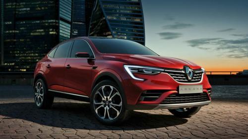 «BMW X6 на минималках»: Renault Arkana протестировали блогеры