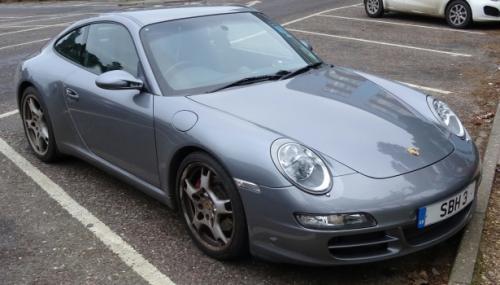 Эксклюзивный Porsche 911 продается в США