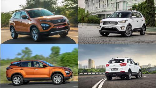 Tata Motors создает нового конкурента Hyundai Creta