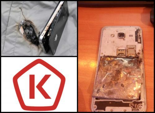 «100% взорвётся»: Советы Роскачества позащите отгорящего смартфона могут покалечить— эксперт