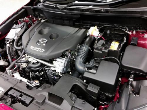 Стали известны характеристики кроссовера CX-30 от Mazda