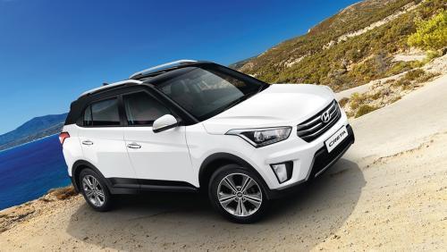 На трассе – черепаха: Названы проблемы Hyundai Creta 1.6 2WD при скоростной езде
