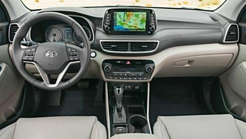 Дизельный Hyundai Tucson за 2,24 млн рублей в сети назвали лучшим вариантом кроссовера для города