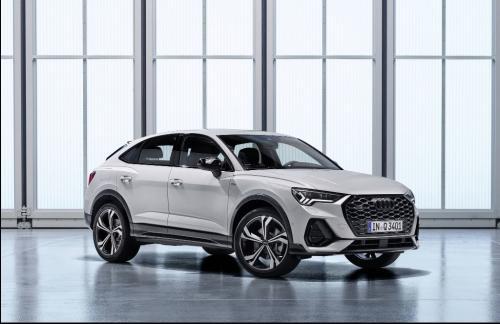 Стало известно, что собой представляет купе-кроссовер Q3 Sportback  от Audi