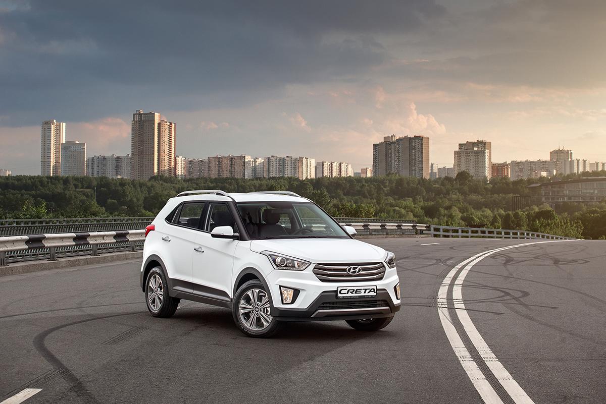 Новое поколение Hyundai Tucson проходит испытание в Индии