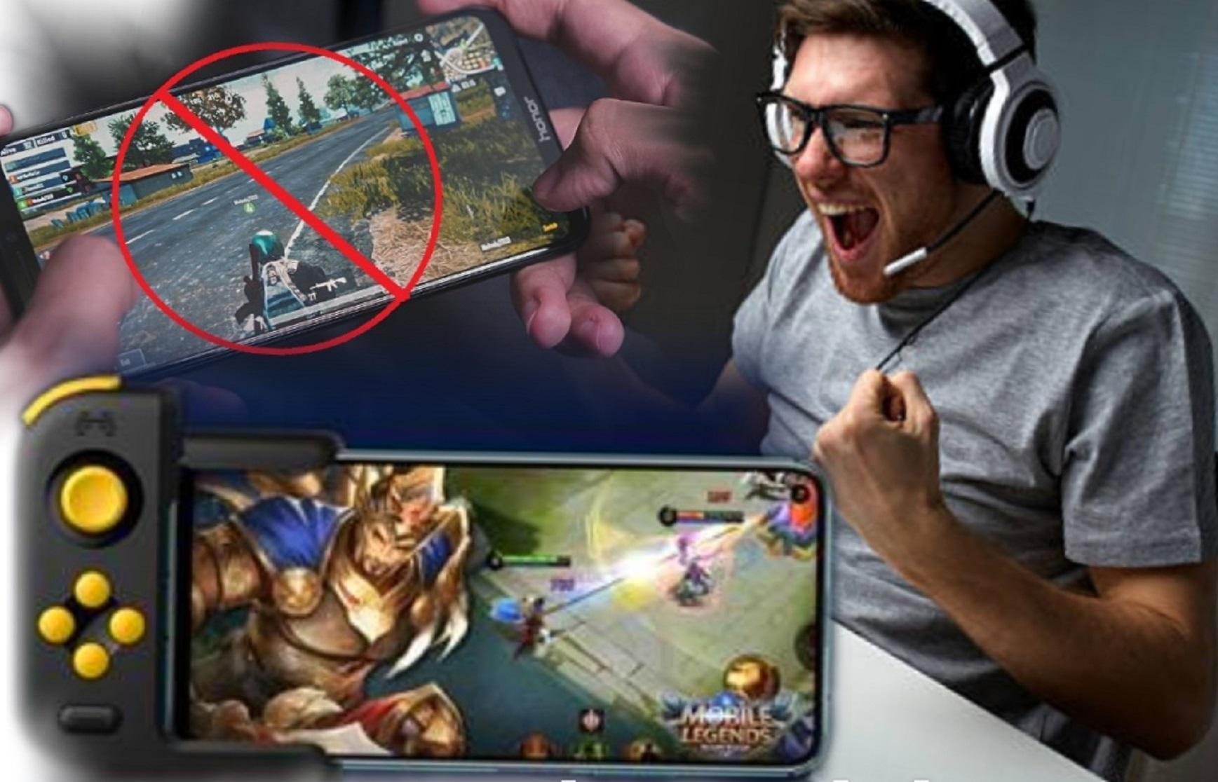 Honor представил кнопочный геймпад для смартфонов Honor GamePad