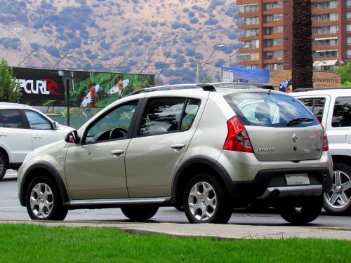 «Степан» с пробегом: Насколько надежен Б/У Renault Sundero Stepway?
