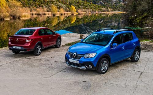 Обслуживание замучает: Почему на Renault Logan Stepway не стоит ставить ГБО – сеть