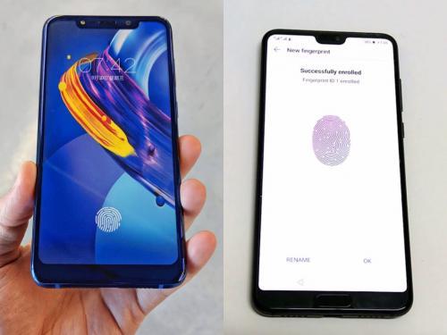 Безопасность на нуле: Сканеры отпечатков на Huawei P20 Pro массово выходят из строя