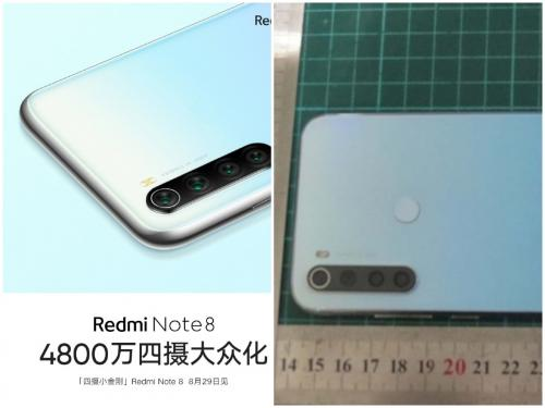 Xiaomi Redmi Note 8 лишился главного преимущества - камеры Huawei P20 Pro