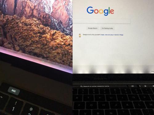 «Попал» на 40 000 рублей: Незначительная поломка MacBook Pro заставит поменять экран