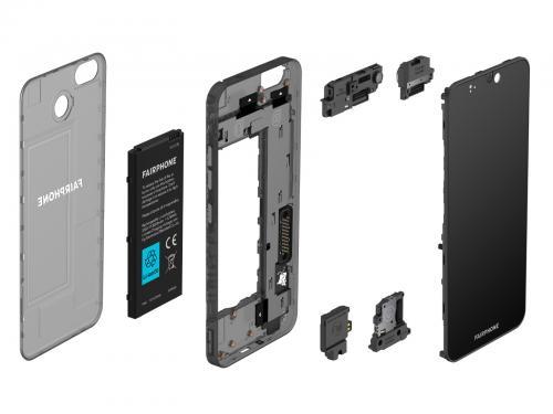 Сменные модули и безвредные компоненты: Модульный смартфон Fairphone 3 представлен официально