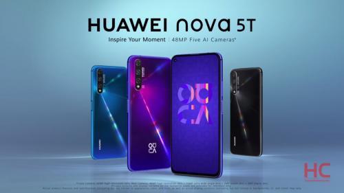 Лучше фотоаппарата: Huawei Nova 5T получил камеру на 100 Мп