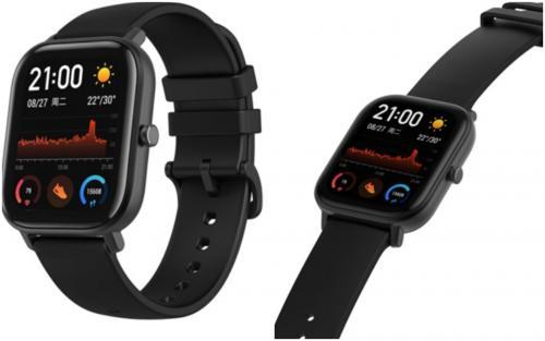 Xiaomi выпустила клон Apple Watch Series 4 за 8000 рублей