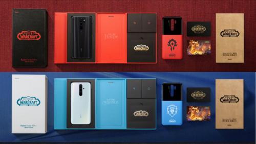 Xiaomi выпускают смартфон в стиле World of Warcraft