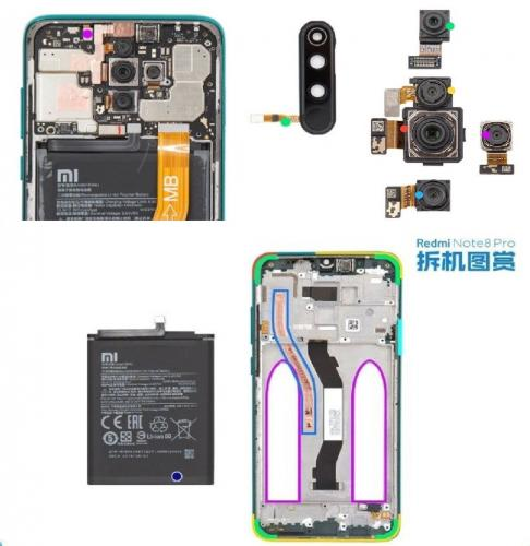 Вскрытие Redmi Note 8 показало, как китайцы «уничтожат» iPhone 11
