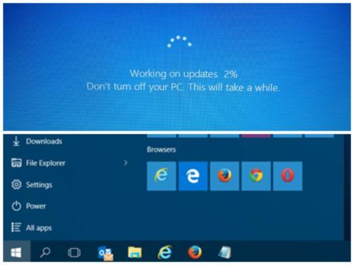 Microsoft сходит с ума? Обновление Windows 10 «удаляет» кнопку «Пуск»