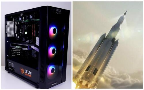 Всё ещё ТОП!: Компьютер с процессором AMD и видеокартой NVidia удивил геймеров