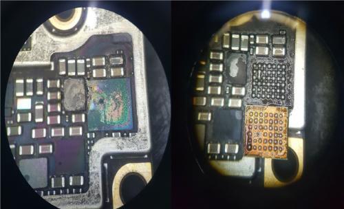 Загораются внутри: Простой ремонтник из России вскрыл тайну Apple