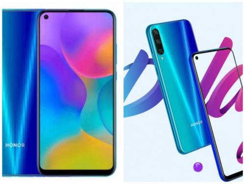 Huawei представили «почти игровой» Honor Play 3