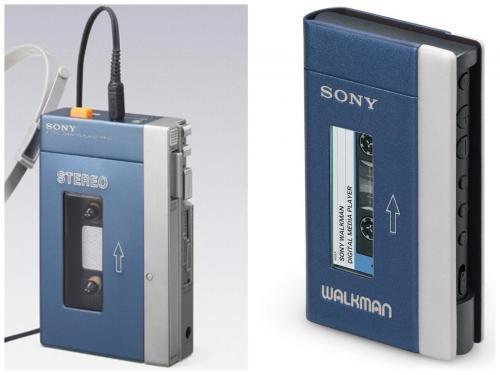 Sony представили «почти кассетный» плеер